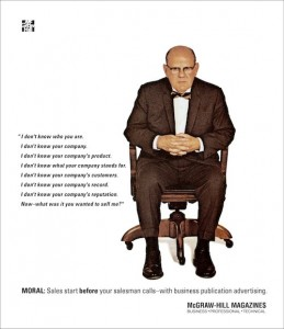McGraw Hill Man in Chair